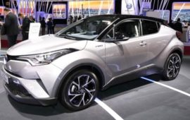 2019 Toyota C-HR Hybrid Review, Changes and Engine