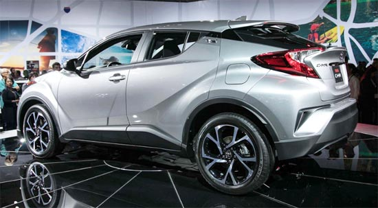 2019 Toyota C-HR XLE Hybrid Release Date and Price