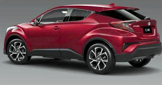2019 Toyota C-HR XLE Release Date and Price