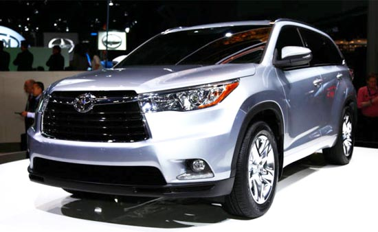 2019 Toyota Highlander Hybrid Review and Engine Specs
