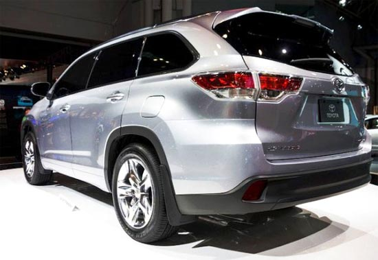2019 Toyota Highlander Limited Platinum Release Date and Price