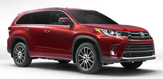2019 Toyota Highlander SE Review, Price and Relase Date