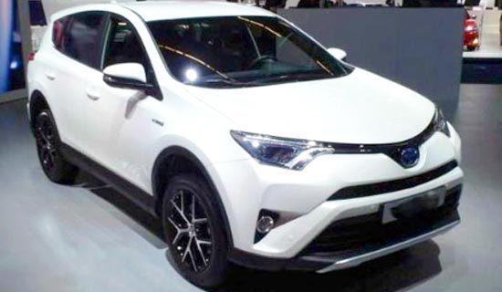 2019 Toyota RAV4 SE Interior And Exterior Review