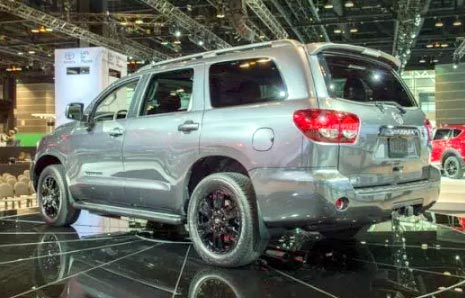2019 Toyota Sequoia Release Date and Price