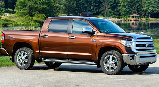 2019 Toyota Tundra Changes and Engine specs