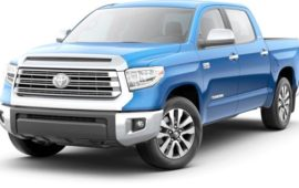 2019 Toyota Tundra Crewmax Exterior Specs and Release Date