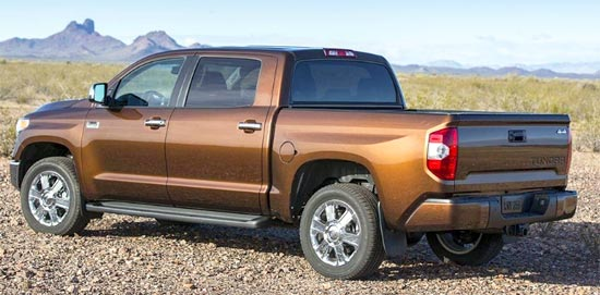 2019 Toyota Tundra Release Date and Price