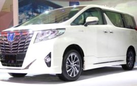2019 Toyota Vellfire Release Date and Specs