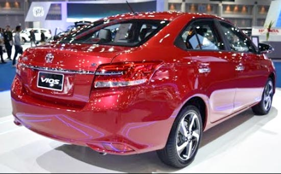 2019 Toyota Vios Release Date and Price