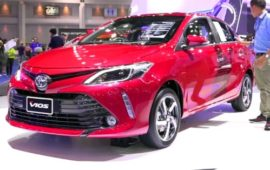 2019 Toyota Vios Review and Price
