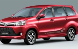 2019 Toyota Avanza Release Date and Redesign