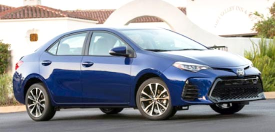 2019 Toyota Corolla Release Date and Price