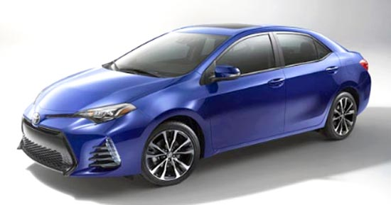 2019 Toyota Corolla Review and Release Date