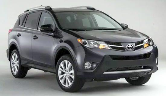 2019 Toyota RAV4 Limited Price And Engine Specs