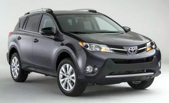 2019 Toyota RAV4 Limited Price and Engine Specs