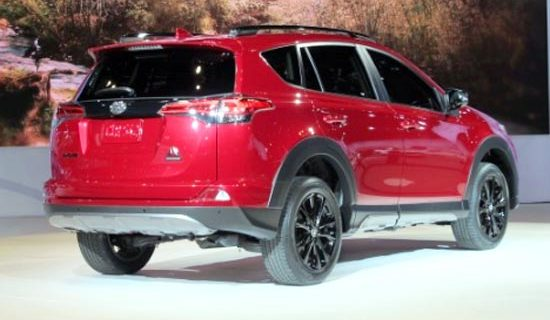 2019 Toyota Rav4 XLE Release Date And Price
