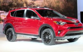 2019 Toyota Rav4 XLE Specs and Review