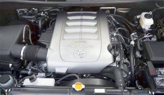 2019 Toyota Sequoia Engine Specs