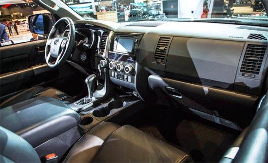 2019 Toyota Sequoia SR5 Interior