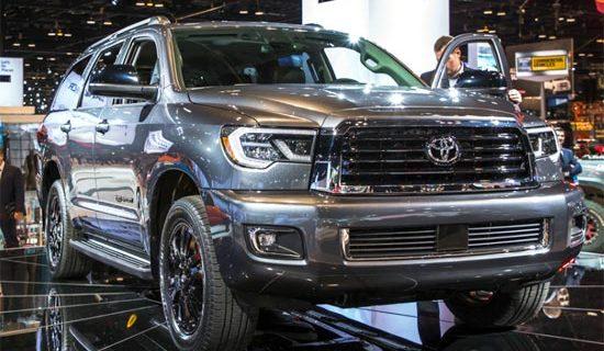 2019 Toyota Sequoia Specs And Rumors