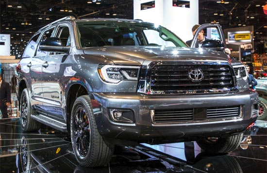 2019 Toyota Sequoia Specs and Rumors