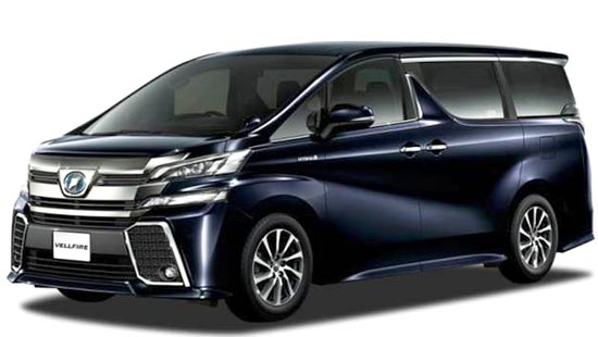 2019 Toyota Vellfire Review And Specs