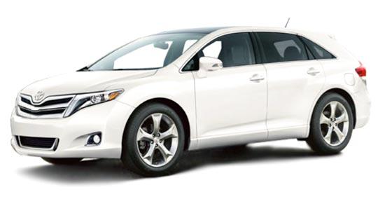 2019 Toyota Venza Exterior