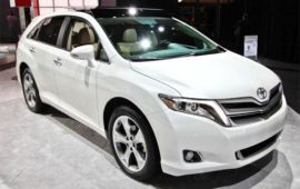 2019 Toyota Venza Price and Review Engine