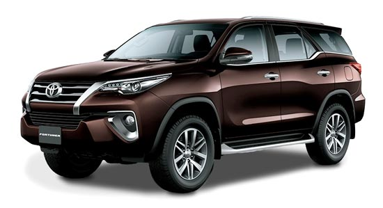 2019 Toyota Fortuner Price and Review