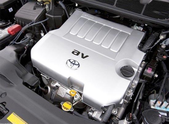 2019 Toyota Venza Engine