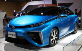 2019 Toyota Mirai Rumors and Engine Specs
