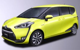 2020 Toyota Sienta Review