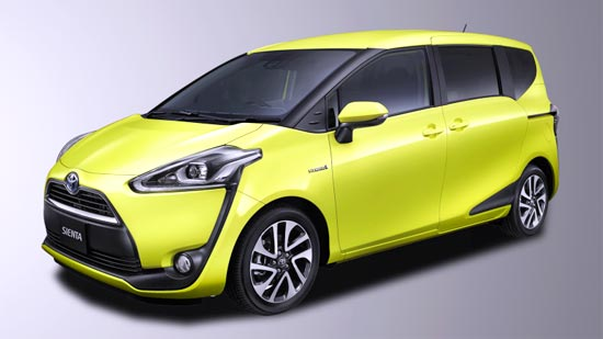 2020 Toyota Sienta Price And Review