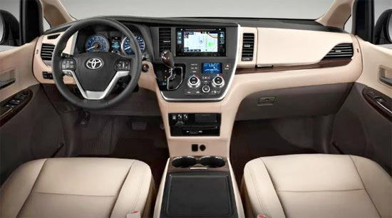 2020 Toyota Sequoia Interior