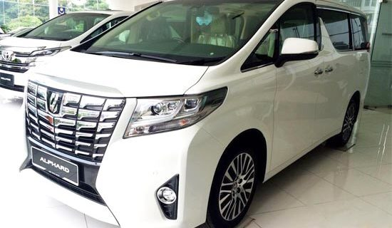 2020 Toyota Alphard Price And Review