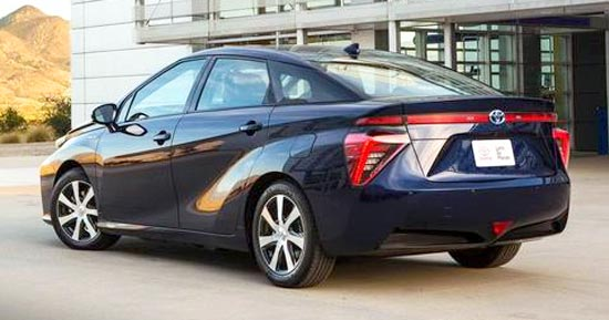 2019 Toyota Mirai Release Date and Price