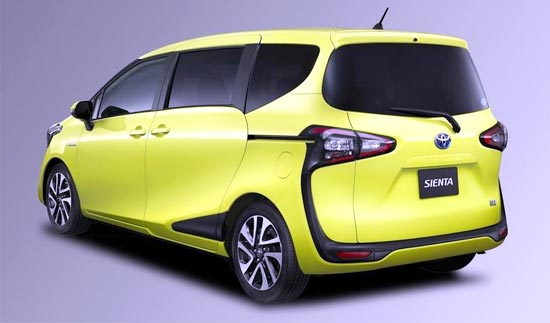 2020 Toyota Sienta Release Date and Price