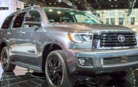 2020 Toyota Sequoia Review and Specs
