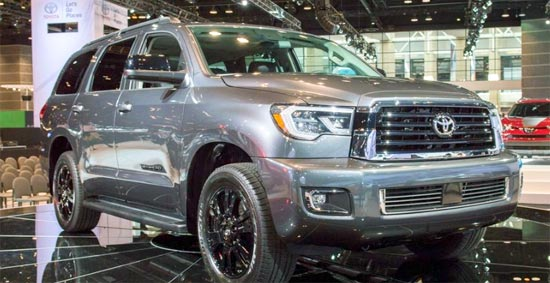 2020 Toyota Sequoia Review, Price And Specs