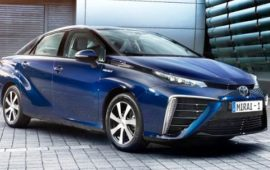 2019 Toyota Mirai Interior And Review