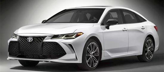 2020 Toyota Avalon Limited Review And Specs
