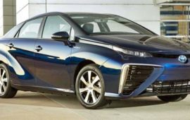 2020 Toyota Mirai Sedan Release Date And Review
