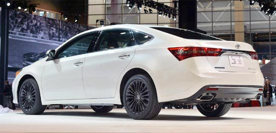 2020 Toyota Avalon Release Date and Price