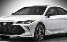 2020 Toyota Avalon XLE Review And Changes