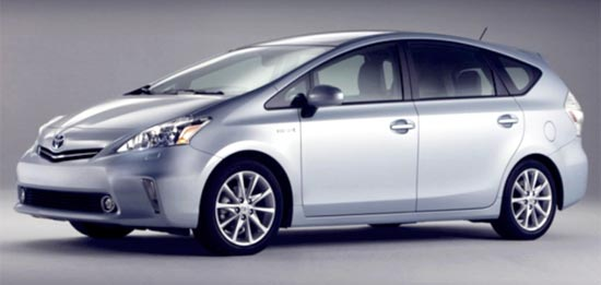 2020 Toyota Prius V Review And Price USA