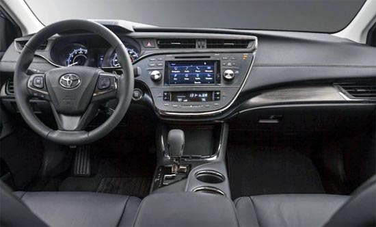 2020 Toyota Avalon Limited Interior