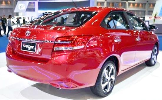 2020 Toyota Vios Exterior