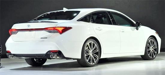 2020 Toyota Avalon XLE Release Date and Price