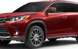 2020 Toyota Highlander XLE Review And Specs