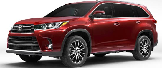 2020 Toyota Highlander Review